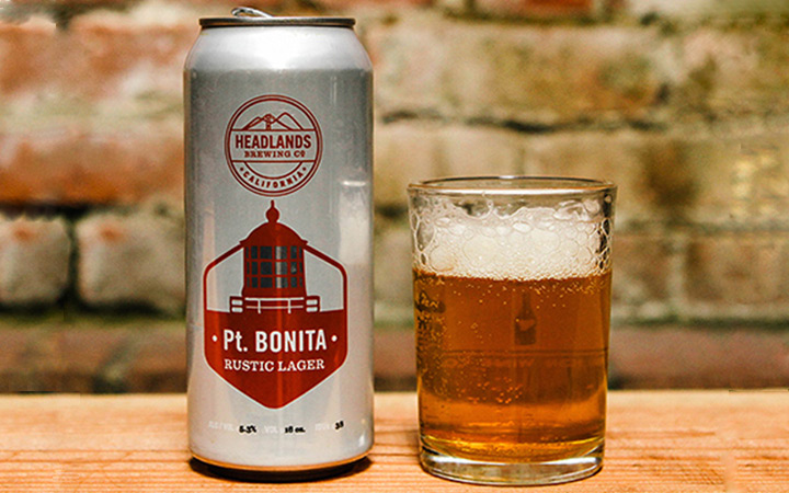 Beer Image for Pt. Bonita Bohemian Pils provided by Headlands Brewing Company
