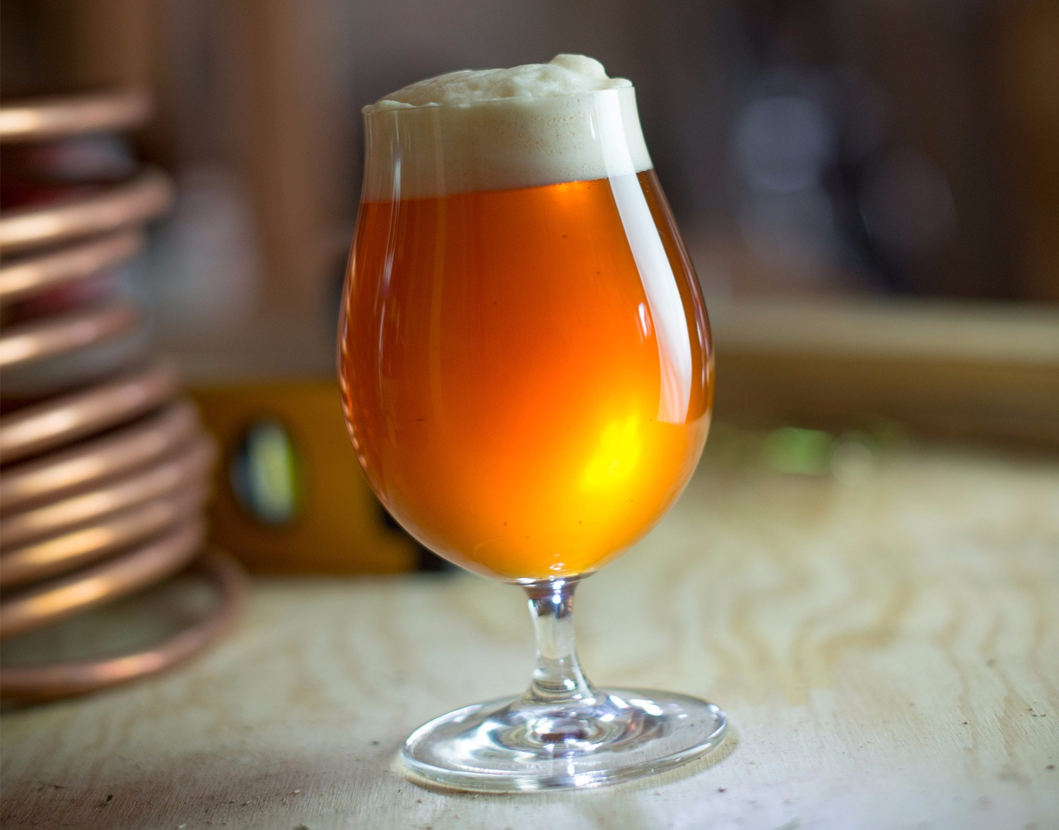 Beer Image for Saison Du Mont G II provided by American Homebrewers Association