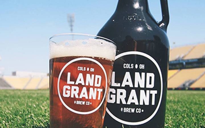 Beer Image for Greenskeeper Session IPA provided by Land-Grant Brewing