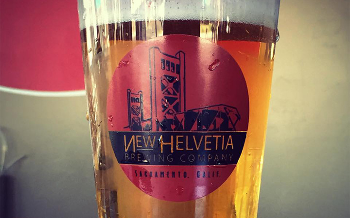 Beer Image for Buffalo Craft Lager provided by New Helvetia