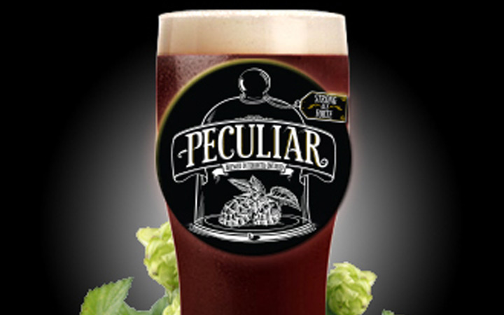 Beer Image for Peculiar English Old Ale provided by Granite Brewery