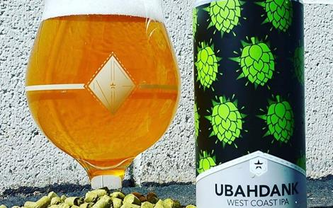 Beer Image for Ubahdank IPA provided by New Glory Craft Brewery