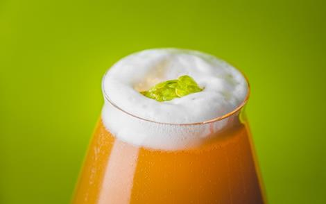 Beer Image for Lid Ripper Hazy IPA provided by Behemoth Brewing