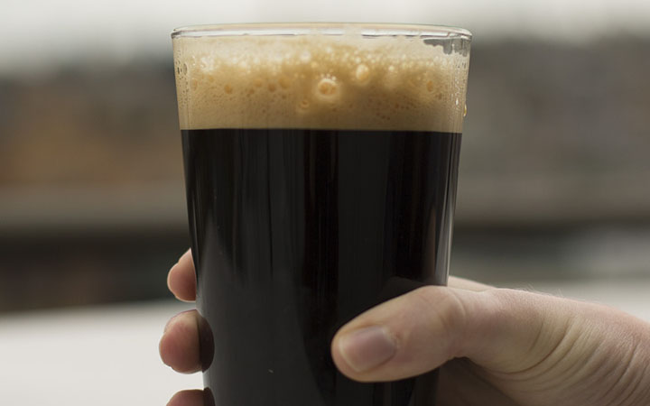 Beer Image for CO Brew Rye Strong Stout provided by CO-Brew