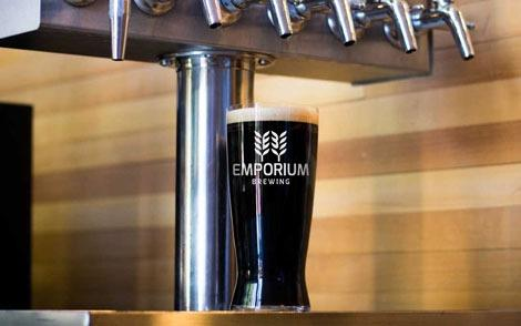 Beer Image for Smooth Stout provided by Emporium Brewing