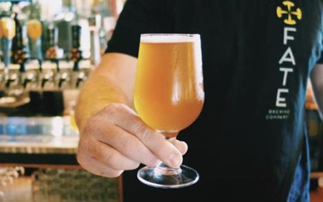 Beer Image for Ryedorado provided by Fate Brewing