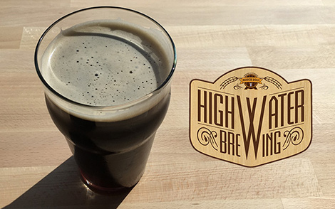 Beer Image for Central Valley Dark Mild provided by High Water Brewing