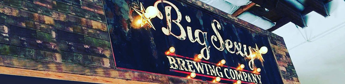 Banner Imaged provided by brewer Big Sexy Brewing