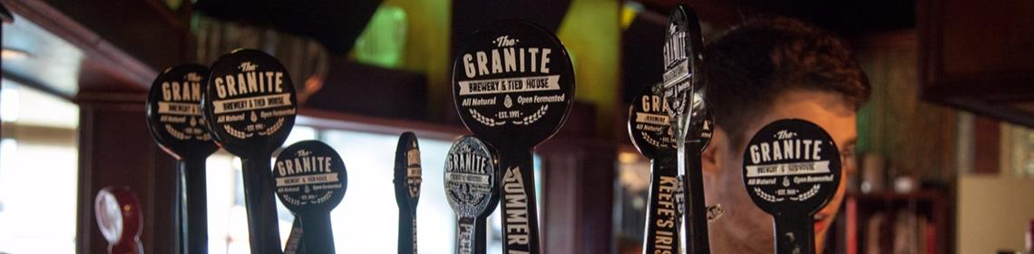 Banner image provided and maintained by brewer Granite Brewery