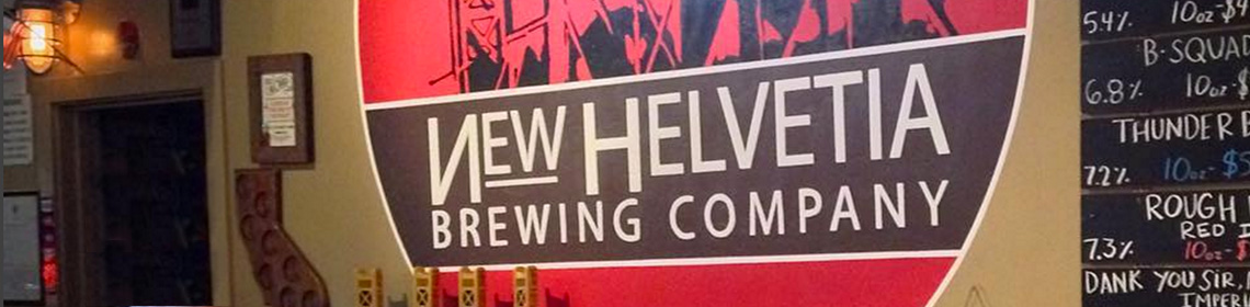 Banner image provided and maintained by brewer New Helvetia