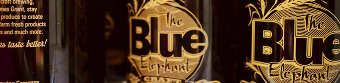 Banner image provided and maintained by brewer Blue Elephant Craft Brew House