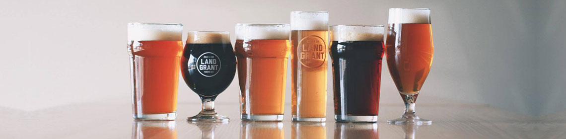 Banner image provided and maintained by brewer Land-Grant Brewing