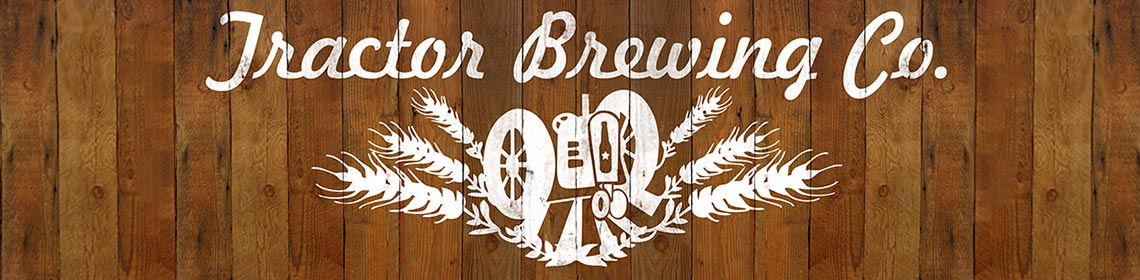 Banner image provided and maintained by brewer Tractor Brewing