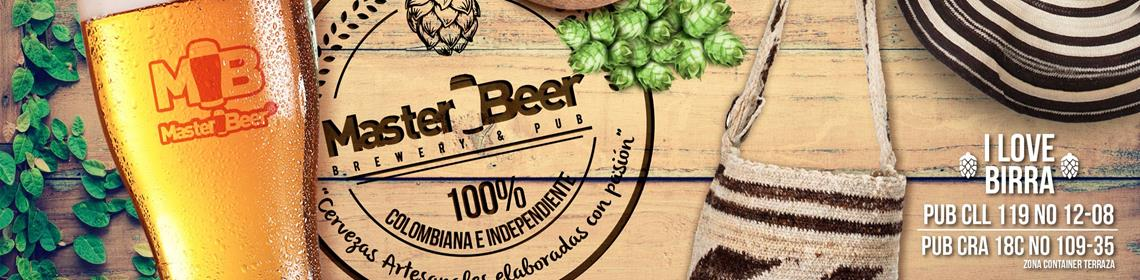 Banner Imaged provided by brewer Master Beer Colombia