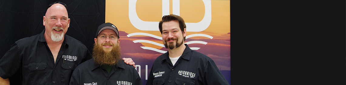 Banner image provided and maintained by brewer Bainbridge Island Brewing