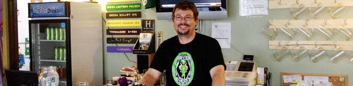 Banner Imaged provided by brewer Asher Brewing