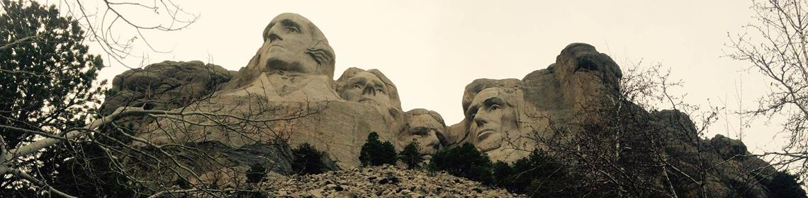 Banner Imaged provided by brewer Mt. Rushmore Brewing