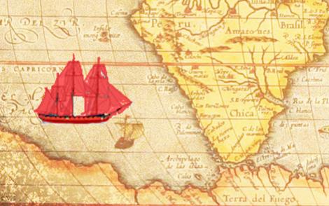 Brewer logo for Wayward Waters