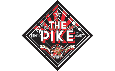 Brewer logo for Pike Brewing Company