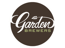 Brewer logo for Garden Brewers