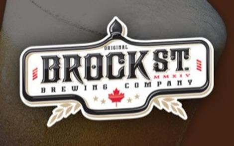 Brewer logo for Brock Street Brewing Company