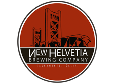 Brewer logo for New Helvetia