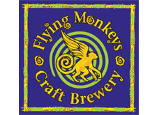 Brewer logo for Flying Monkeys