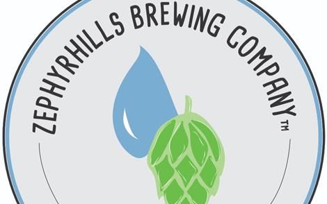 Brewer logo for Zephyrhills Brewing Company