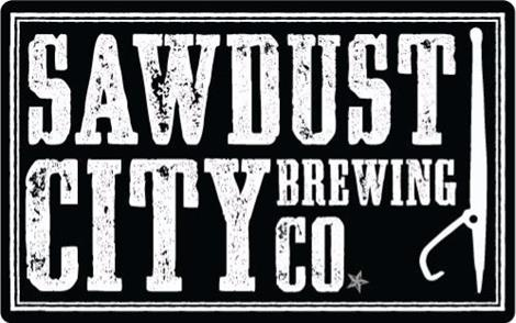 Brewer logo for Sawdust City Brewing Company