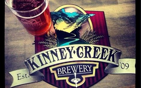 Brewer logo for Kinney Creek Brewing Co