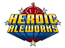 Brewer logo for Heroic Aleworks