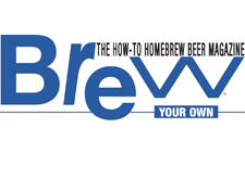 Brewer logo for Brew Your Own