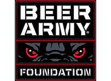Brewer logo for Beer Army