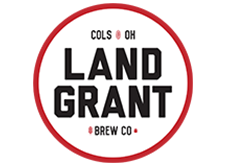 Brewer logo for Land-Grant Brewing