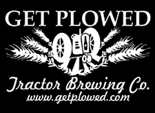 Brewer logo for Tractor Brewing