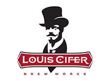 Brewer logo for Louis Cifer Brew Works