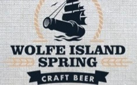 Logo Image for Wolfe Island Spring Brewery