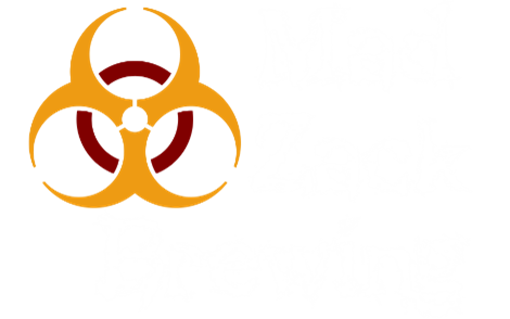 Brewer logo for Mad Zack Brewing