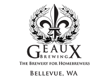 Brewer logo for Geaux Brewing