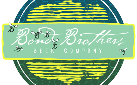 Brewer logo for Bond Brothers Beer Company