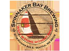 Brewer logo for Spinnaker Bay Brewing