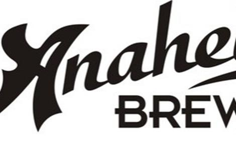 Brewer logo for Anaheim Brewery