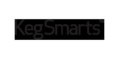 KegSmarts black logo