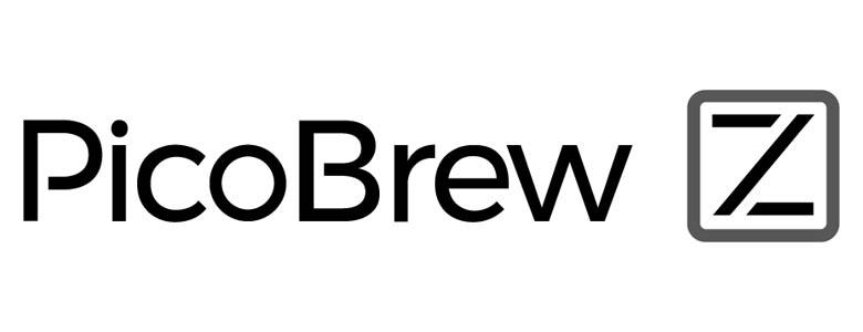 PicoBrew Z black logo