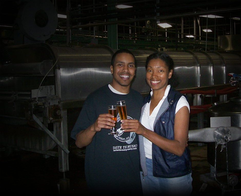 Harlem Brewing Company brewery