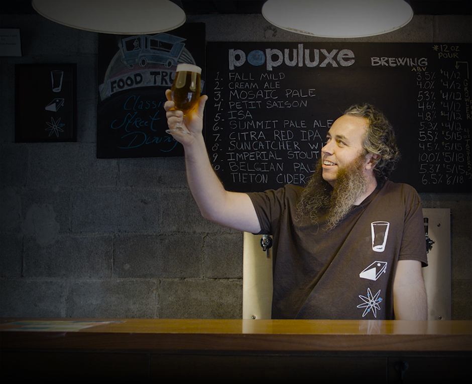 Populuxe brewery