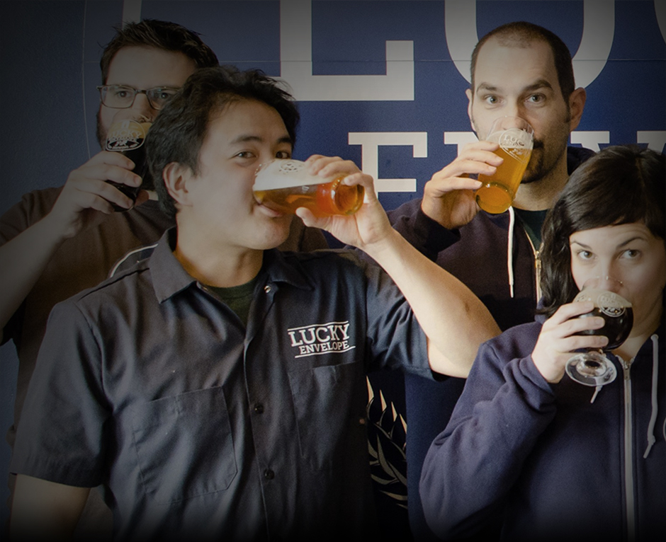Luck Envelope brewery