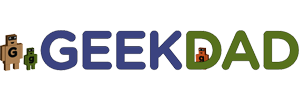Geek Dad Logo