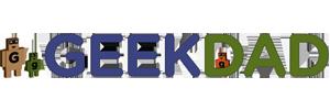Geek Dad Logo